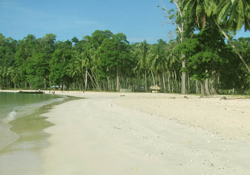 Long Island Lalaji Bay Beach Andaman