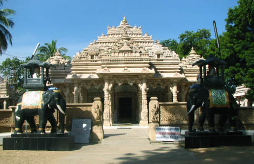 Jain Temple, Warangal, Dedicated to Mahavira