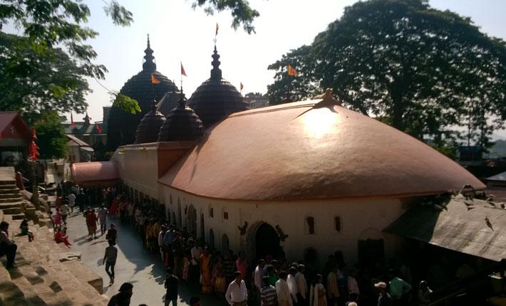 satipith Kamrup-kamakhya temple in guwahati