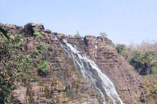 Jagdalpur India  City pictures : Tirathgarh Waterfalls, Jagdalpur, Chhattisgarh