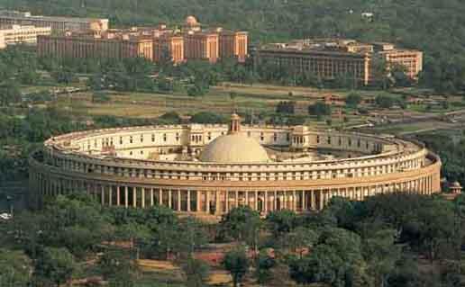 New Delhi, Sansad Bhawan