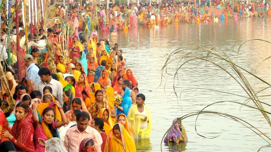 janakpur chhath parva festival
