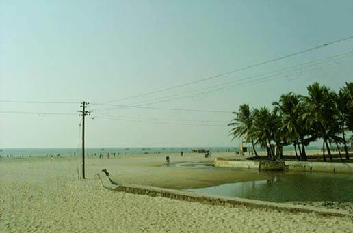 colva sea beach, south goa