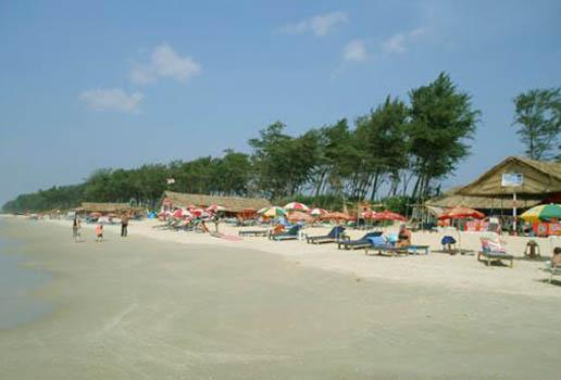 Dona Paula Beach, Panaji, Goa