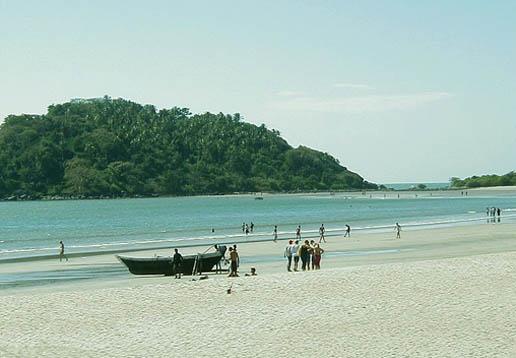 palolem sea beach, south goa