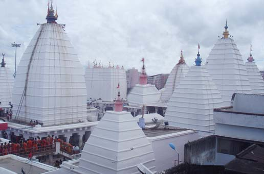 baidyanath dham temple, deoghar