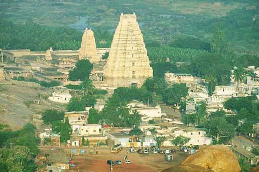 Hampi tourism, Karnataka