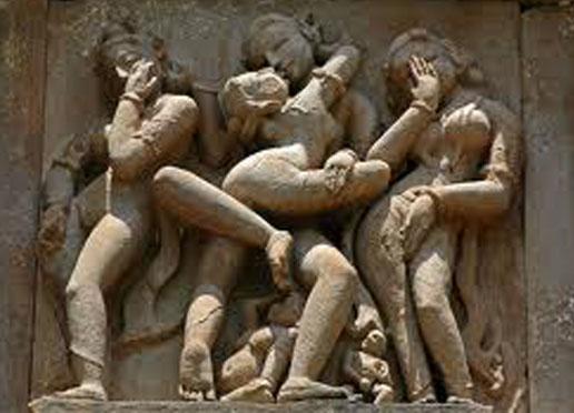 khajuraho ancient sculpture