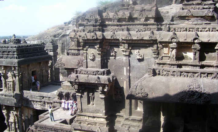 ellora caves temple