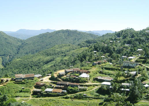 ukhrul city in manipur
