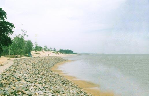 chandipur sea beach, Orissa