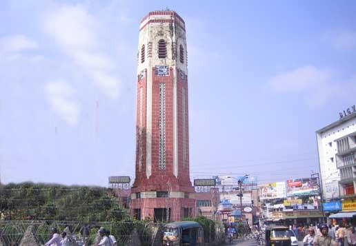 Clock Tower, Dehradun, Uttarakhand