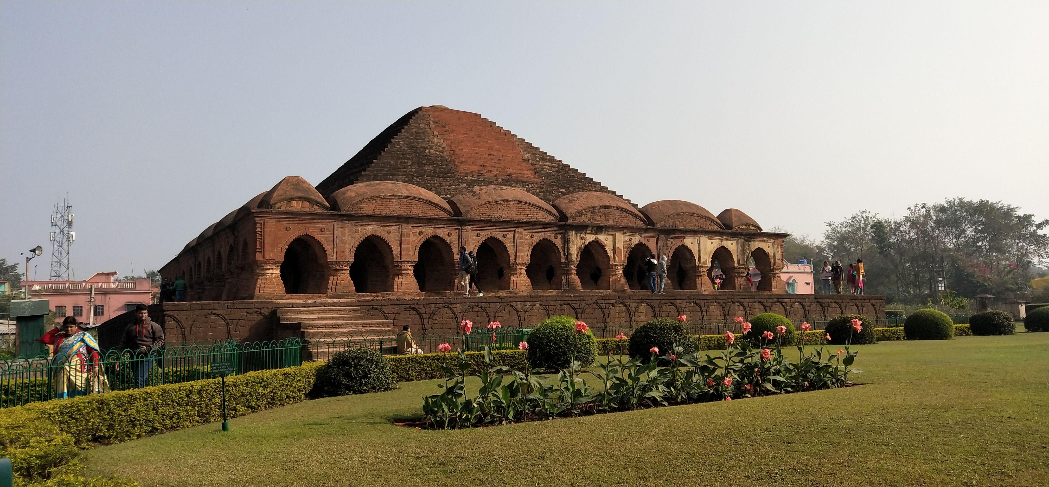 rashmancha bishnupur terracotta temple