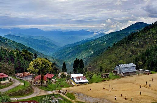 darjeeling sight scene